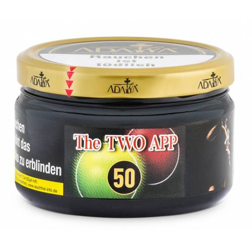Adalya Tabak The Two App 200g Dose