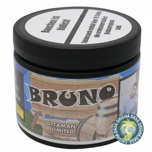 Ottaman Tabak 200g  Bruno