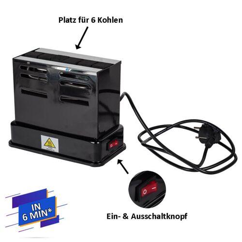 PRiME Blaze Toaster Kohleanzünder  elektrisch