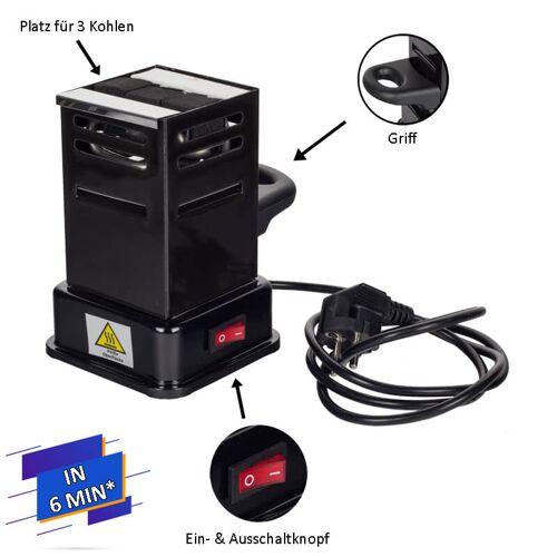 PRiME Fire Toaster Kohleanzünder  elektrisch