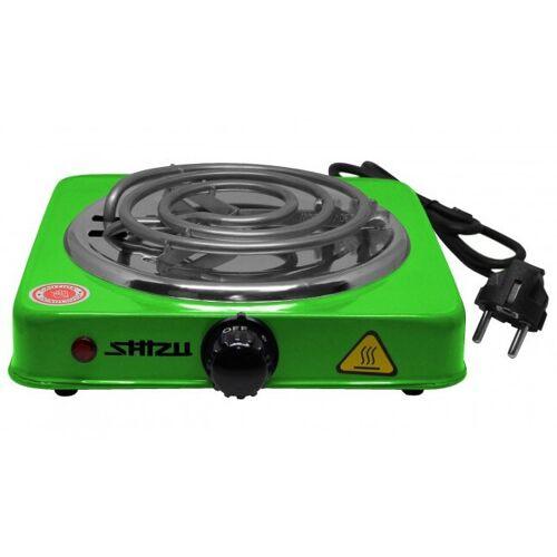 ShiZu - Kohleanzünder (elektrisch)  Grün
