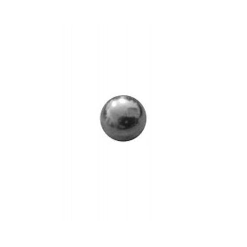 Ventilkugel 8mm Durchmesser  Metall