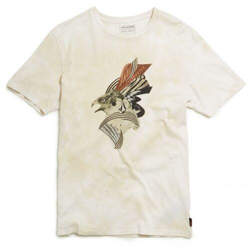Volcom - Bill Noir Fa Tee - T-Shirt Gr L weiß