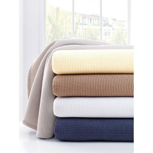 Dormisette Pique-Decke ca. 150x210cm Dormisette beige