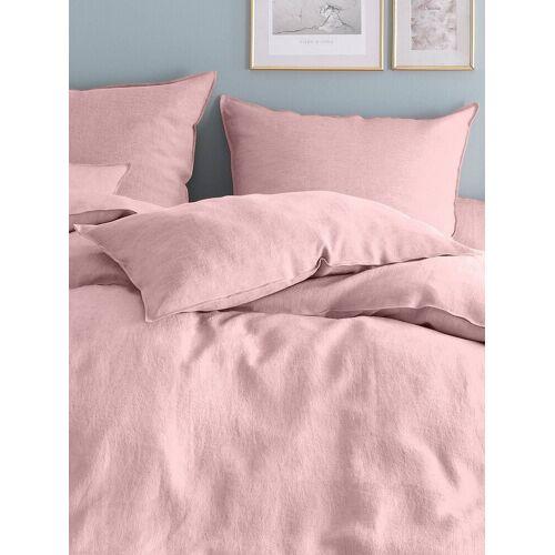 Proflax Kissenbezug ca. 40x80cm Proflax rosé