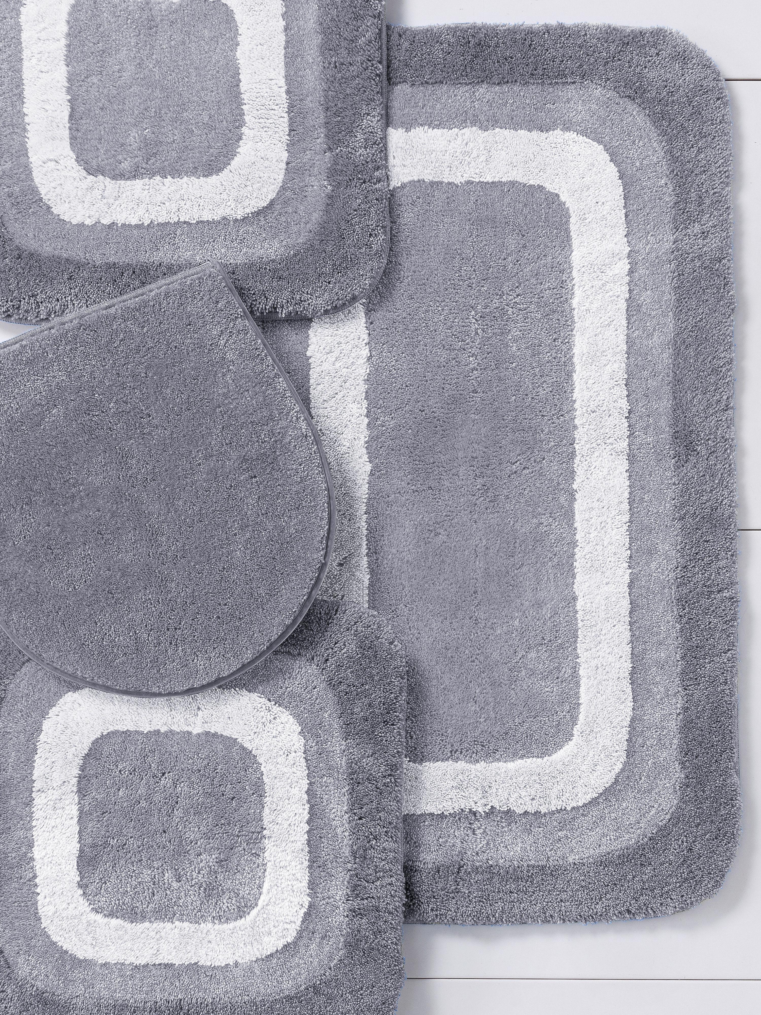 Grund Matte ca. 70x120cm Grund grau