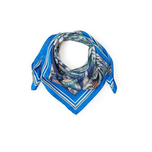 Basler Tuch Basler blau
