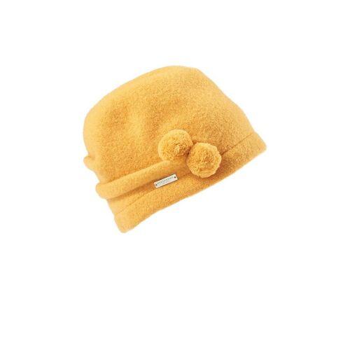 Seeberger Mütze Seeberger gelb