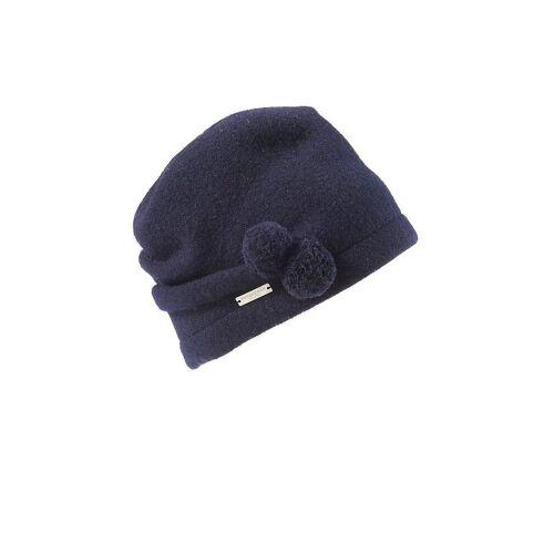 Seeberger Mütze Seeberger blau