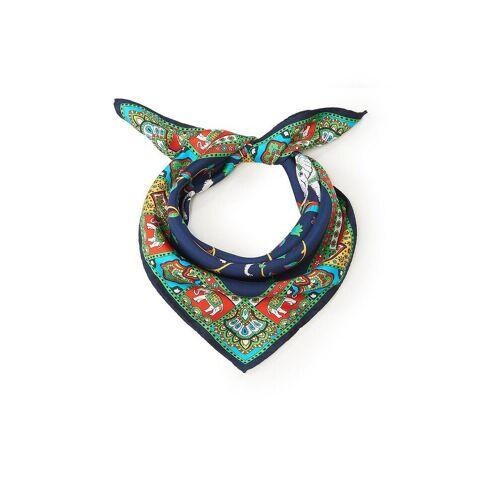 Roeckl Nicki-Tuch aus 100% Seide Roeckl blau