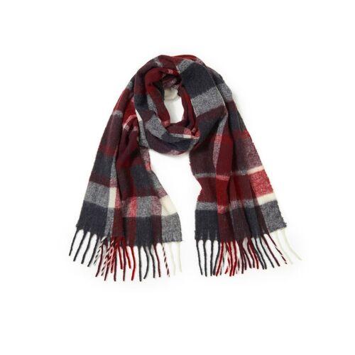 MAERZ Muenchen Schal langen Fransen MAERZ Muenchen rot