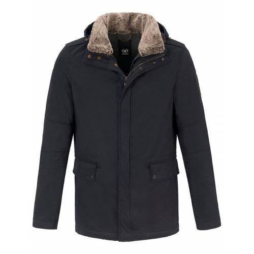 Strellson Two-in-One-Jacke Strellson blau