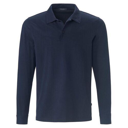 MAERZ Muenchen Polo-Shirt MAERZ Muenchen blau