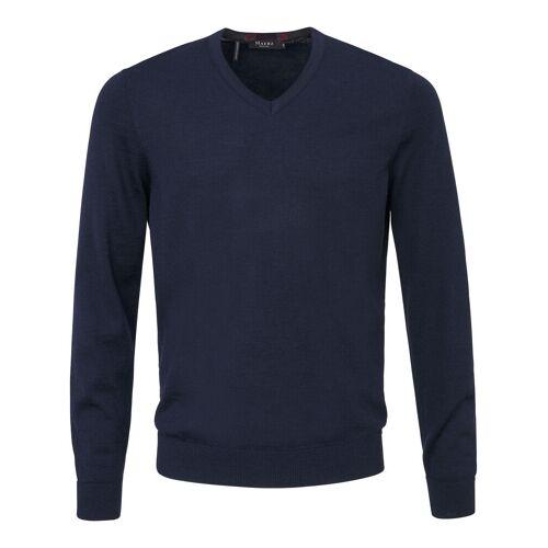 MAERZ Muenchen V-Pullover MAERZ Muenchen blau