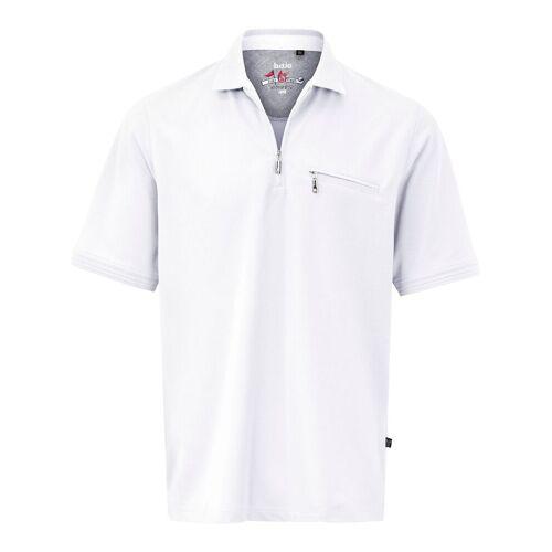 HAJO Polo-Shirts Stay fresh HAJO weiss
