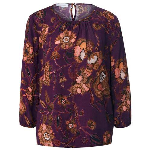 St. Emile Blusen-Shirt 3/4-Arm St. Emile lila