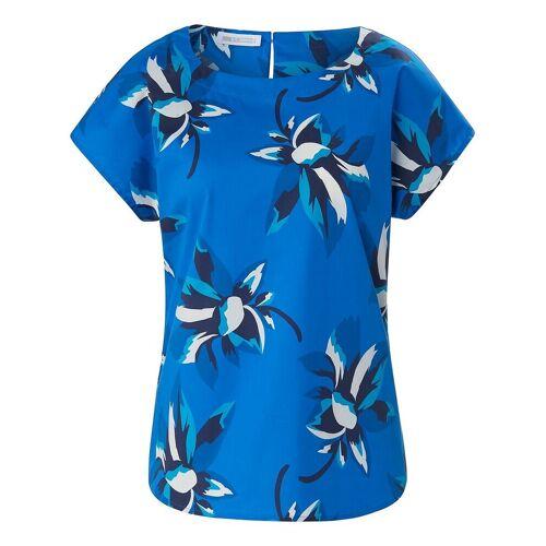 St. Emile Blusen-Shirt St. Emile blau