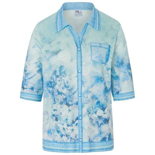 Dingelstädter Pullover 1/2-Arm Dingelstädter blau