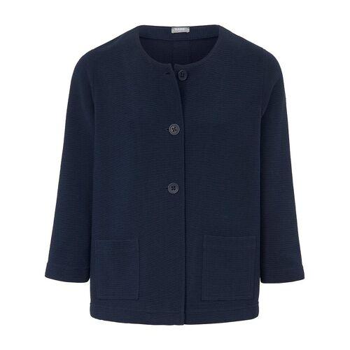 Rabe Jersey-Jacke Rabe blau