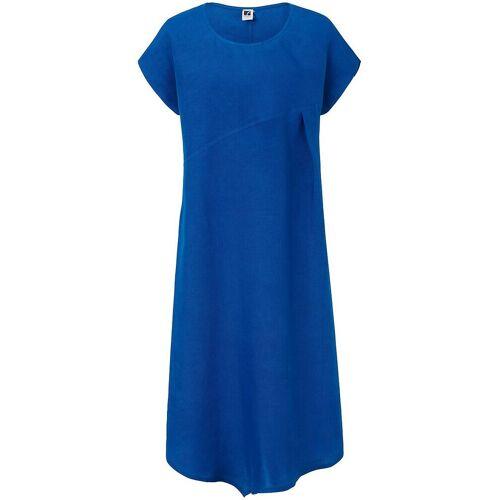 Anna Aura Kleid aus 100% Leinen Anna Aura blau