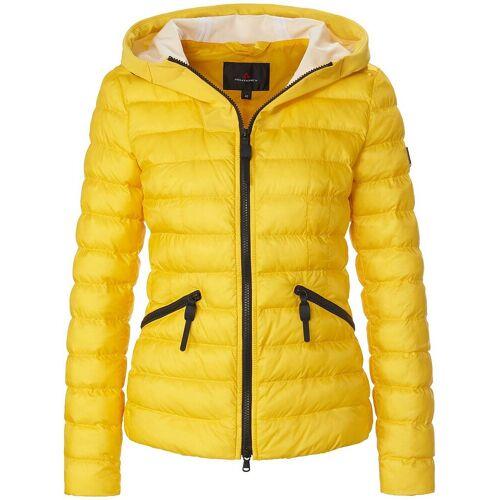 Peuterey Steppjacke Kapuze Peuterey gelb