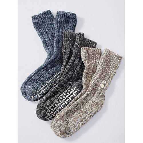 Birkenstock Socke Twist Birkenstock grau
