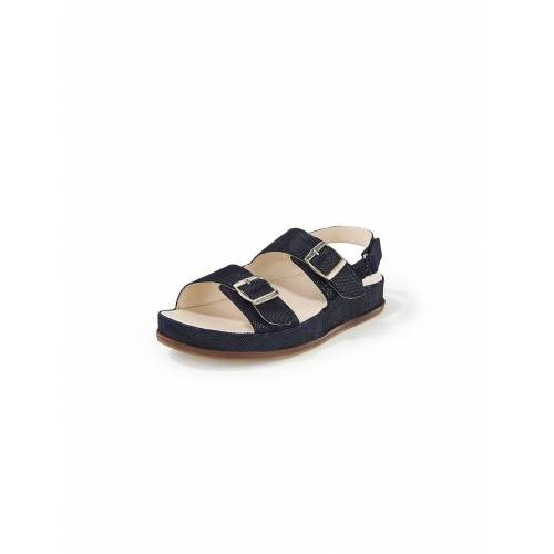 "Scholl Sandale ""Anthana Scholl blau"