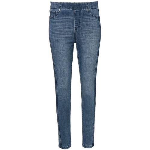 LIVERPOOL 7/8-Schlupf-Jeans − Modell CHLOE SKINNY LIVERPOOL denim