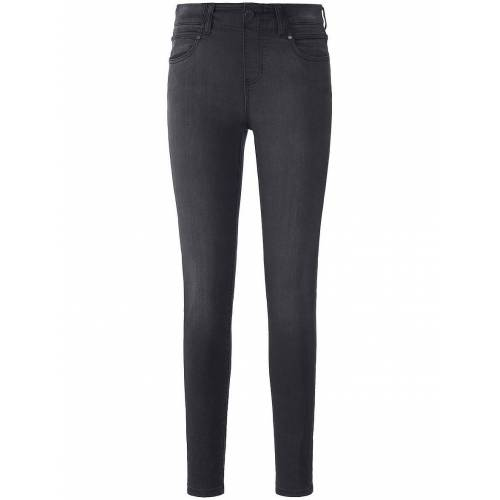 LIVERPOOL Jeans Modell Gia Glider Skinny LIVERPOOL grau