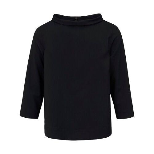 Windsor Bluse 3/4-Arm Windsor schwarz