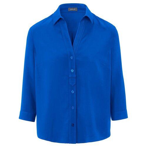 Basler Bluse 3/4-Arm Basler blau