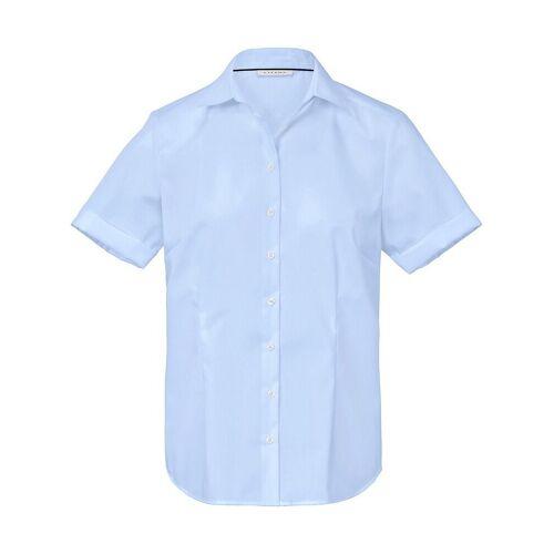 Eterna Bluse 1/2-Arm Eterna blau