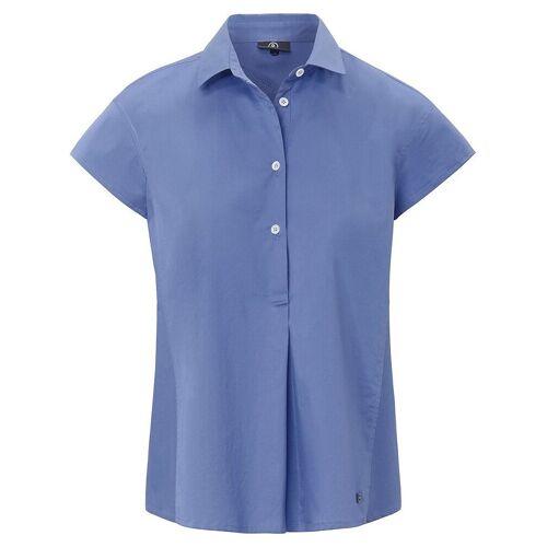 Bogner Bluse zum Schlupfen 1/4-Arm Bogner blau