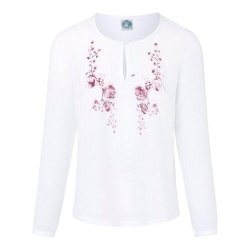 Hammerschmid Blusen-Shirt Hammerschmid mehrfarbig