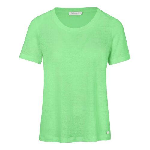 MAERZ Muenchen Rundhals-Shirt MAERZ Muenchen grün