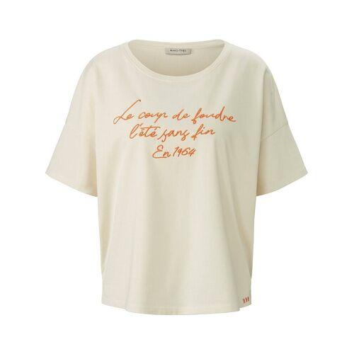 Margittes Shirt Margittes gelb