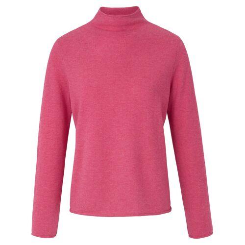 MAERZ Muenchen Stehkragen-Pullover MAERZ Muenchen pink