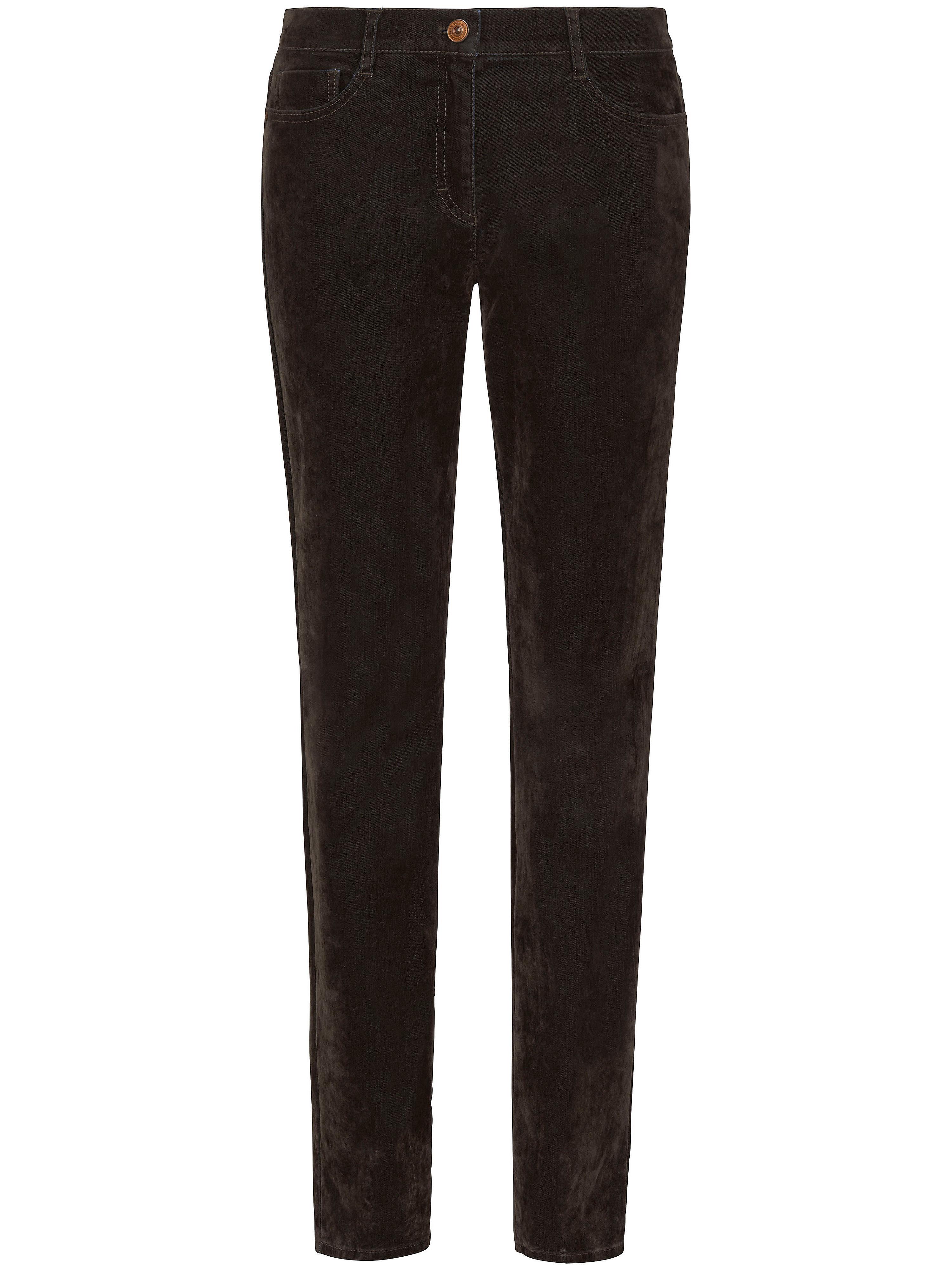 Brax Slim Fit-Jeans Modell Shakira Brax Feel Good grün