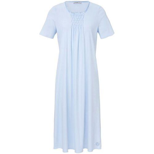 Féraud Nachthemd 1/2 Arm Féraud blau