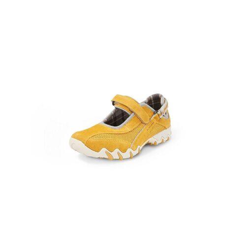 Allrounder Freizeit-Schuh Niro Allrounder gelb