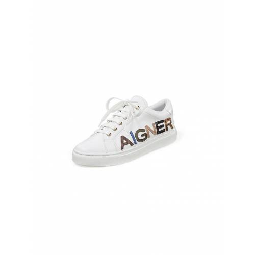 Aigner Sneaker Diane Aigner weiss