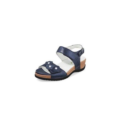Waldläufer Sandale Hilda Waldläufer blau