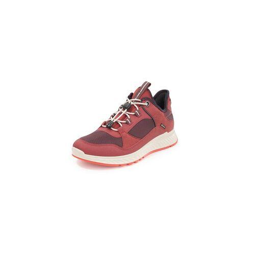 Ecco Wasserdichter Sneaker Exostride W Ecco rot