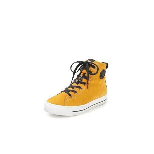 Paul Green Knöchelhoher Sneaker Paul Green gelb