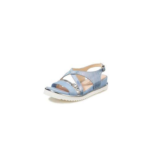 Softwaves Sandale Softwaves blau
