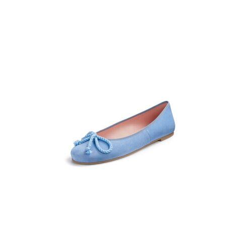 Pretty Ballerinas Ballerina aus 100% Leder Pretty Ballerinas blau