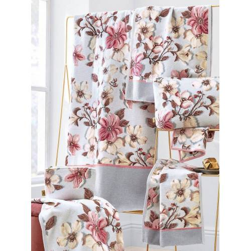 Feiler Handtuch ca. 50x100 cm Feiler rosé