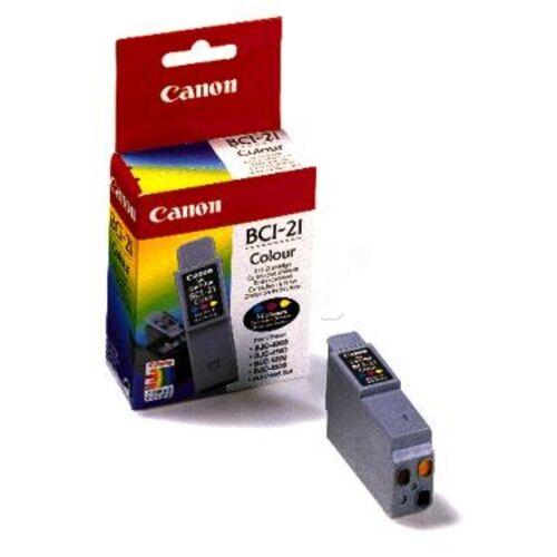 Telekom BCI-21 C / 0955 A 002 Tintenpatrone color original - passend für Telekom T-Fax 363 PC