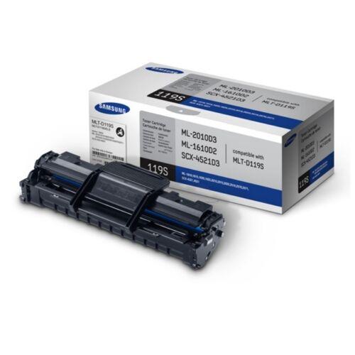 Telecom Italia 119 / MLT-D 119 S/ELS Toner schwarz original - passend für Telecom Italia Fax Giotto multifunzione
