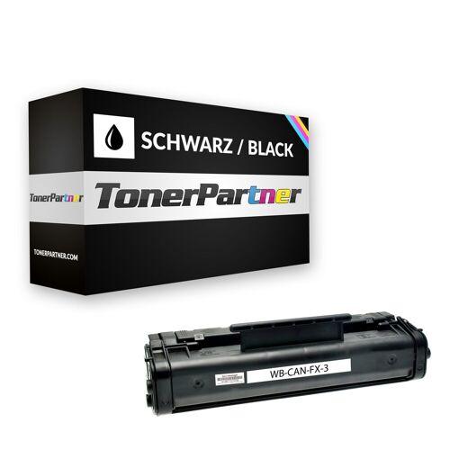 Telekom FX-3 / 1557 A 003 Toner schwarz kompatibel - passend für Telekom T-Fax 382 L